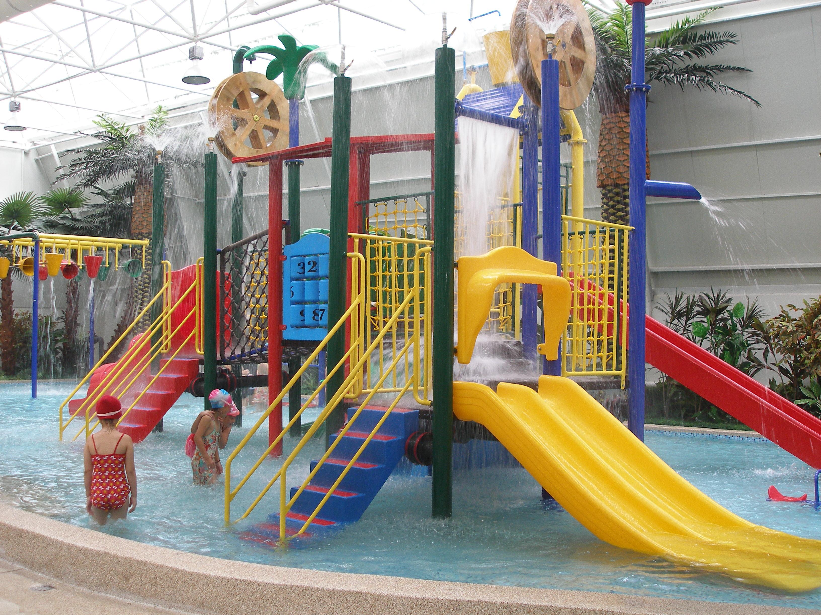 太原室内儿童水上乐园